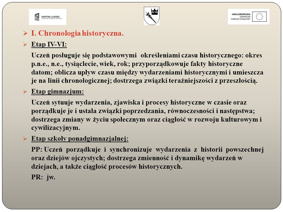  II.Analiza i interpretacja historyczna.