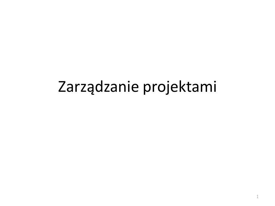 Zarządzanie projektami 1