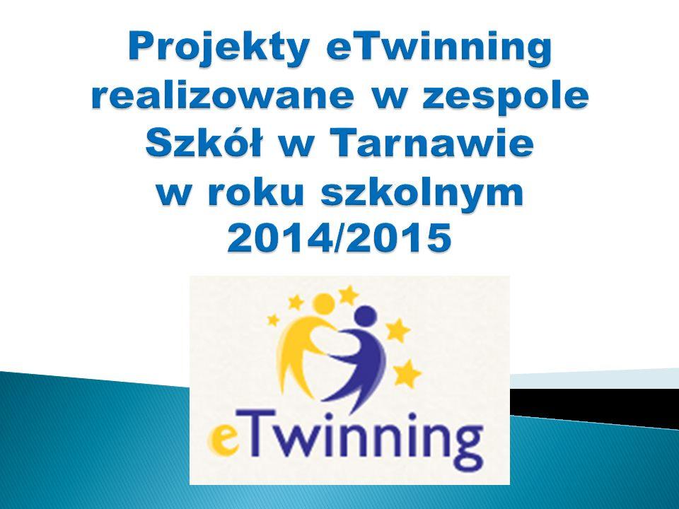 Program eTwinning – Europejska społeczno ść szkolna eTwinning  to ł ą czenie i współpraca szkół w Europie za po ś rednictwem mediów elektronicznych i promowanie szkolenia nauczycieli.