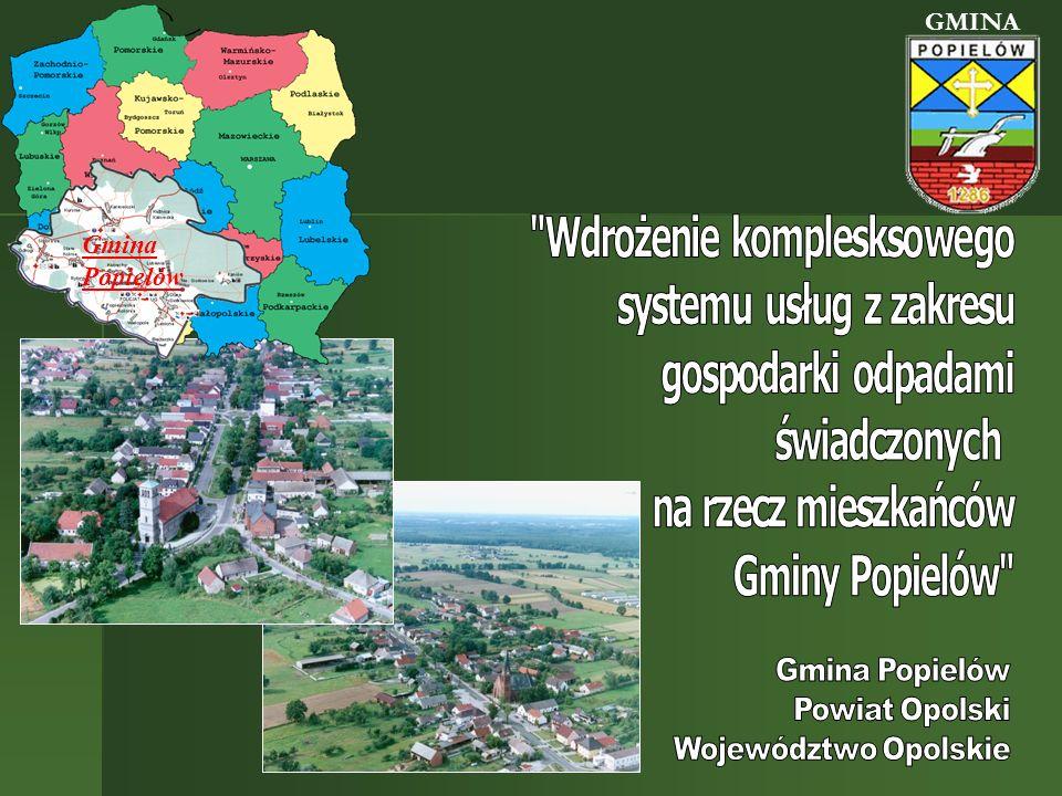Gmina Popielów GMINA