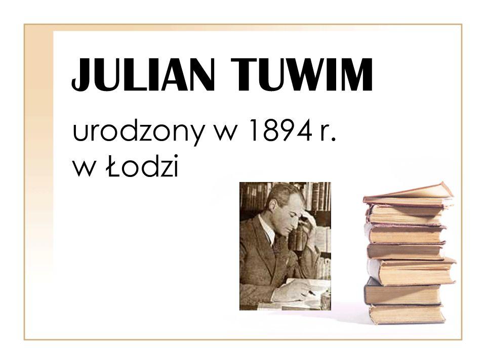 Zamieszkał w Warszawie...