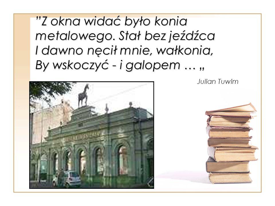 """Tuwim był autorem słów piosenki Czesława Niemena pt. """"Wspomnienie"""