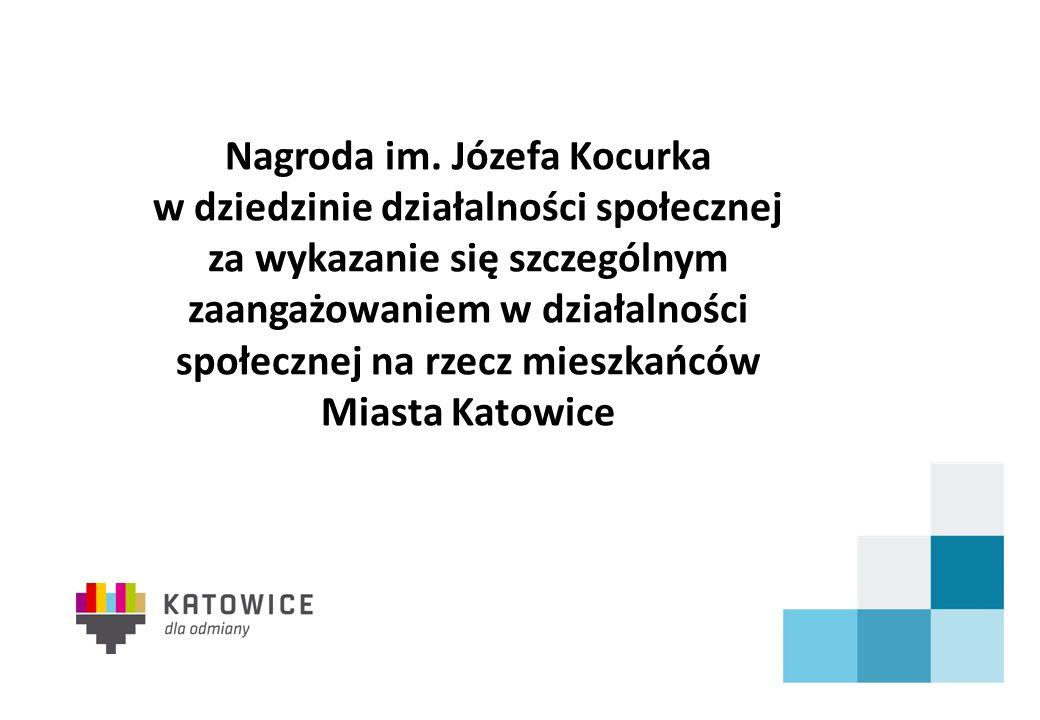 Konkurs im. Józefa Kocurka – Społecznik roku 2015 NOMINOWANI
