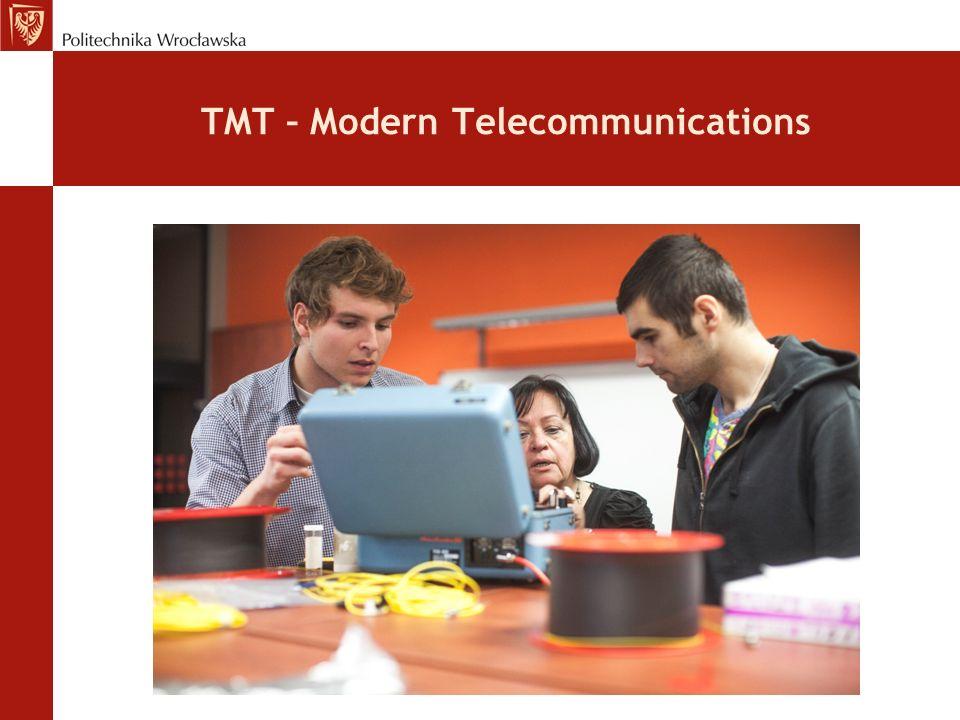 TMT – Modern Telecommunications