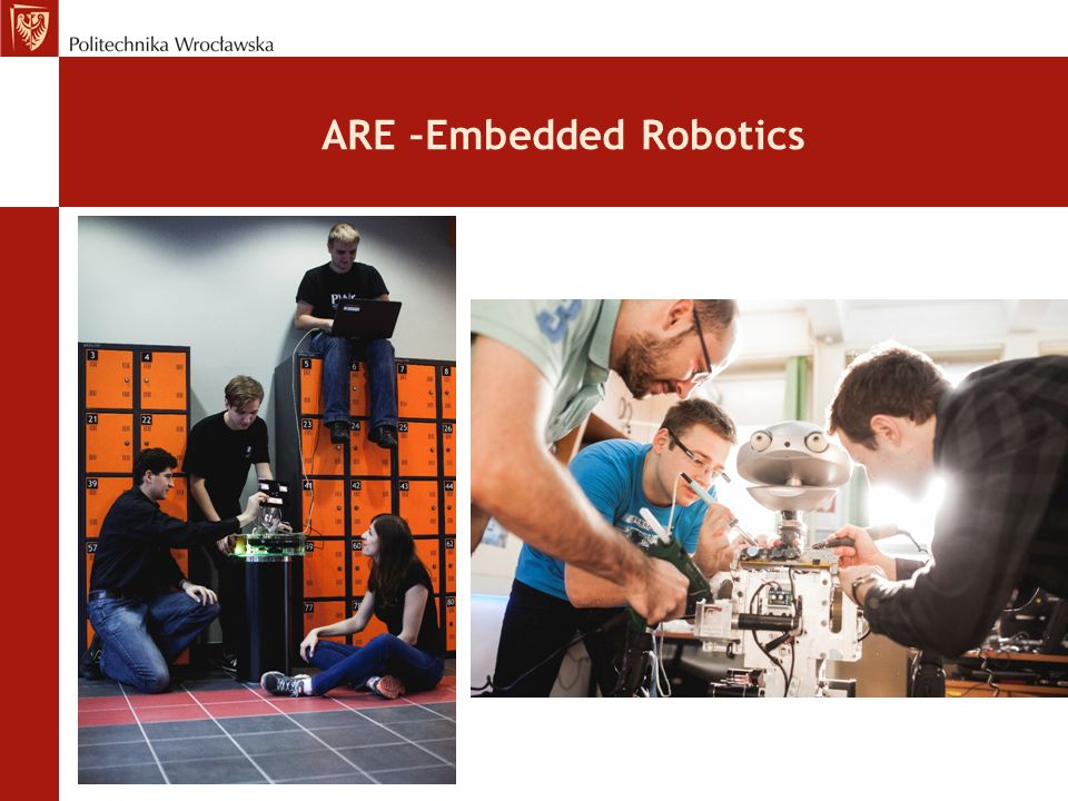 ARE –Embedded Robotics