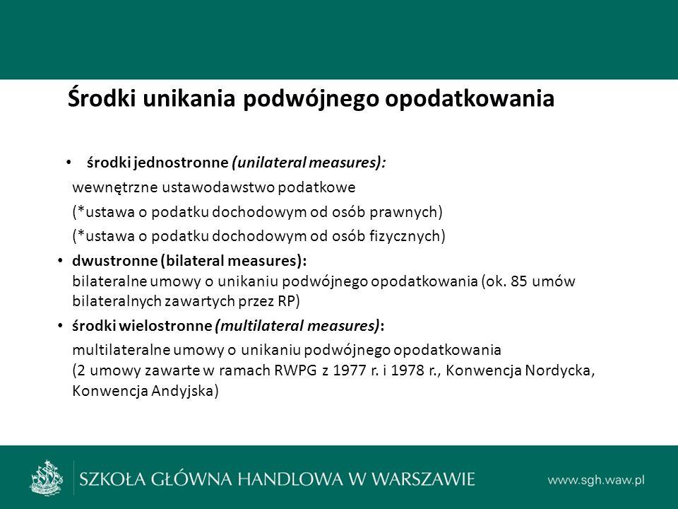 Osoby fizyczne (2) Art.27 ust. 9 i 9a ustawy z dnia 26 lipca 1991 r.
