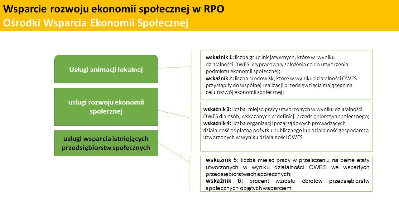 IZ RPO zapewnia, że OPS i PCPR nie wdrażają samodzielnie usług aktywnej integracji o charakterze zawodowym.