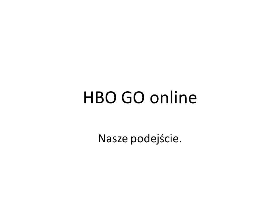 Do kogo mówimy.Dwie grupy: I.Abonenci HBO nie korzystający z usługi II.