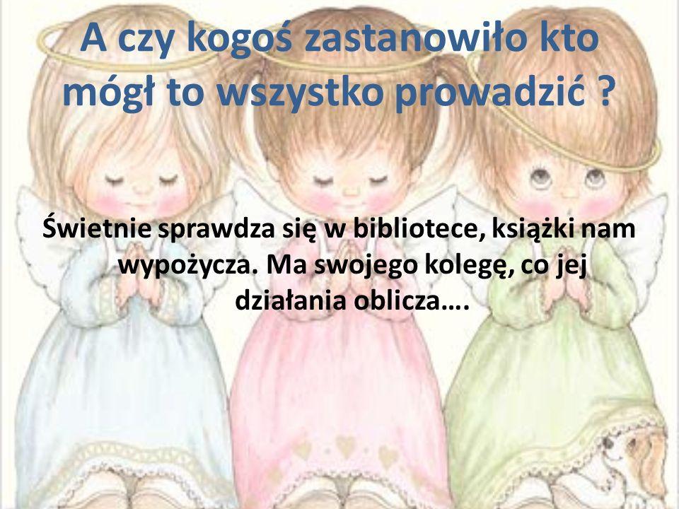 Oczywiście chodzi o: Panią Małgorzatę Baranowską i Pana Roberta Kawończyka