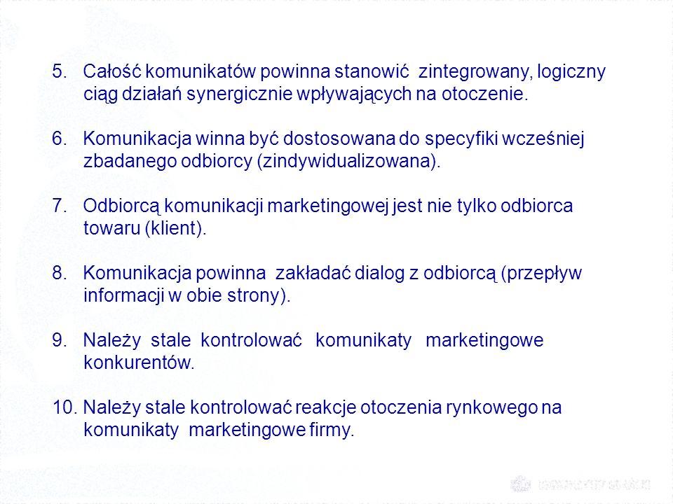 BADANIA PROMOCJI I.Badania przed - promocyjne (badania rynku promocyjnego).