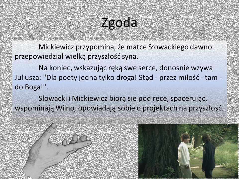 Nieporozumienie Zygmunta Krasińskiego.