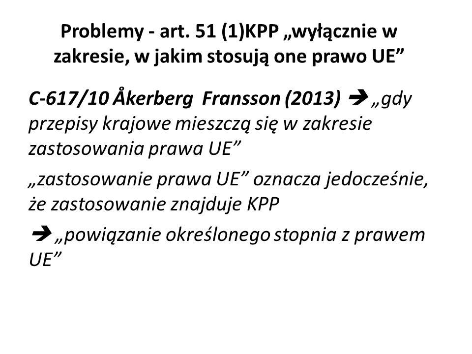 Problemy - art.