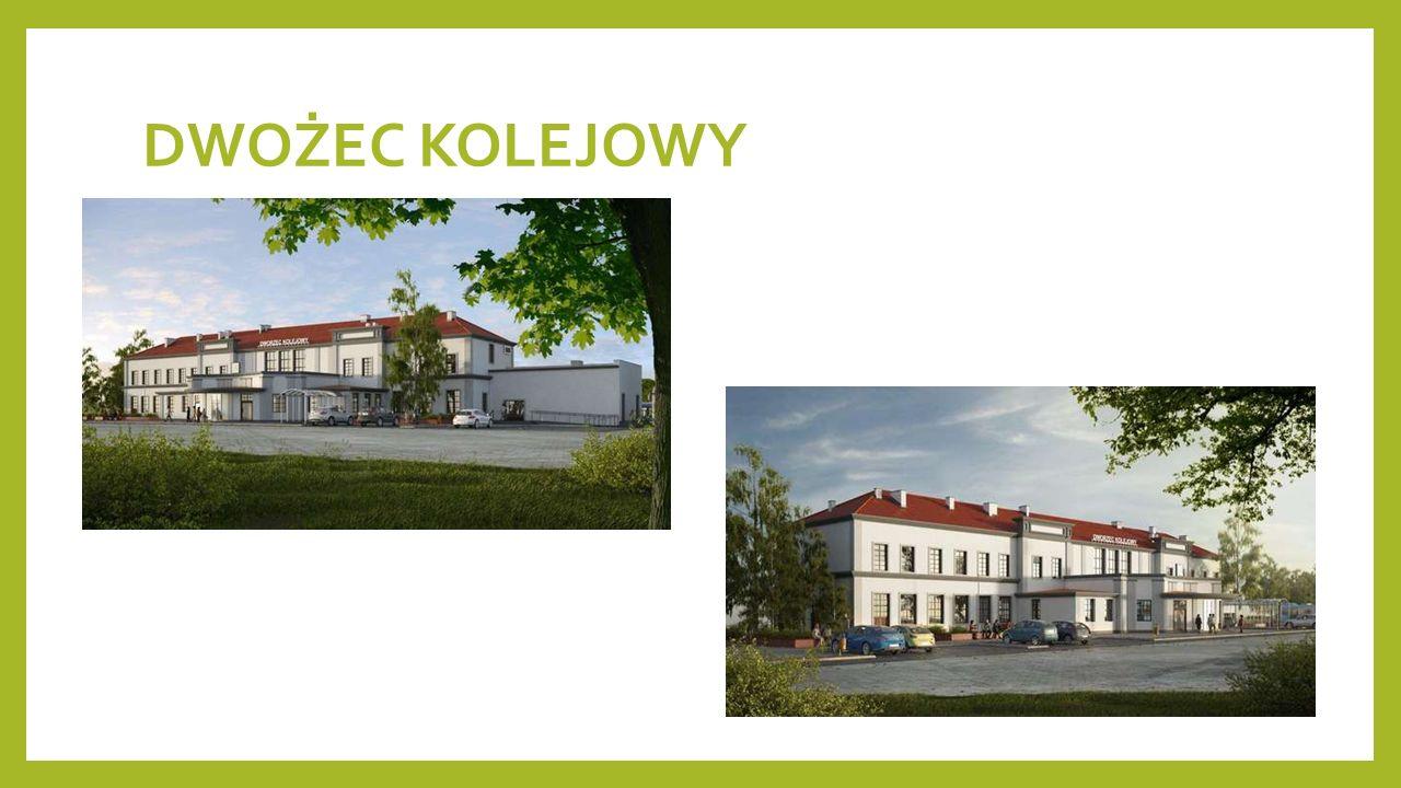 EŁCKA KOLEJ WĄSKOTOROWA Ełcka Kolej Wąskotorowa jest jedną z nielicznych kolei tego typu na terenie Polski, funkcjonującą do dnia dzisiejszego.