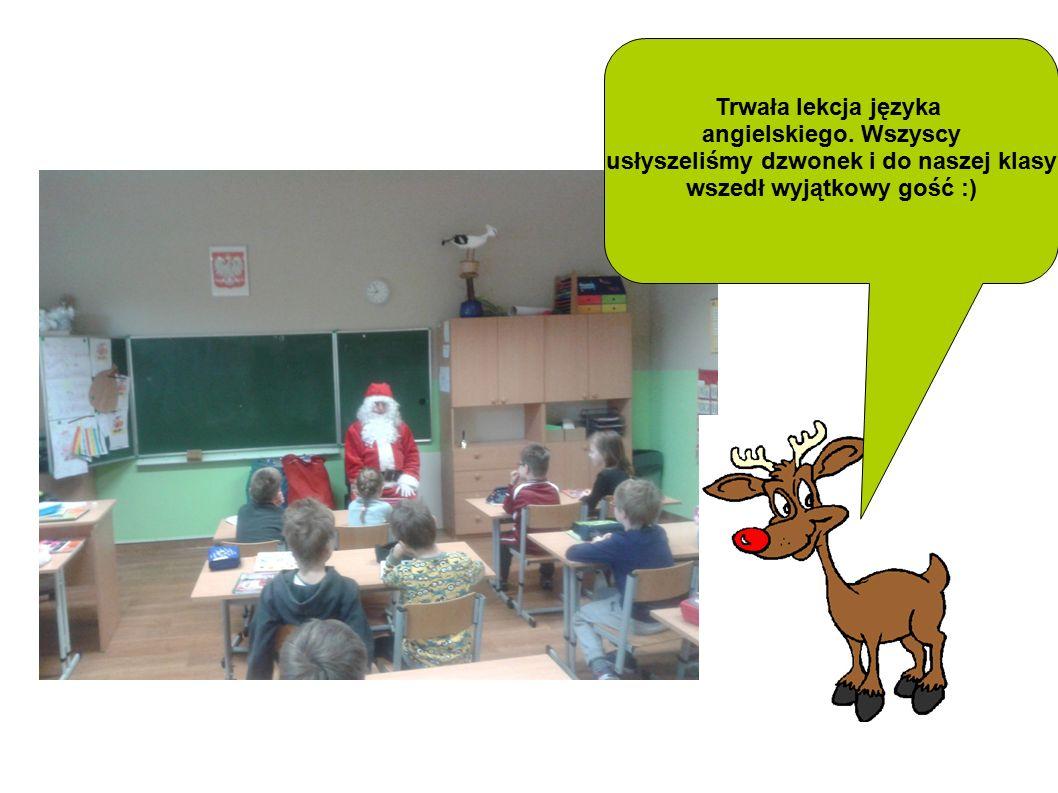 To Mikołaj.