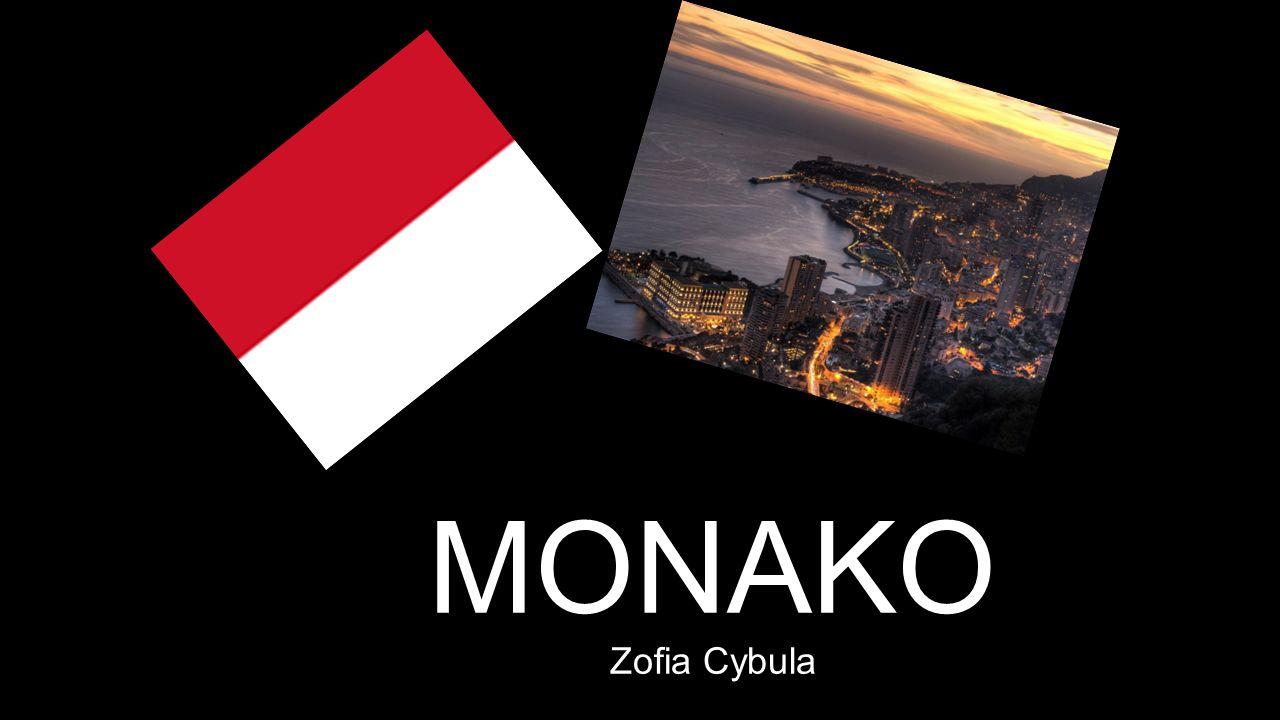MONAKO Zofia Cybula