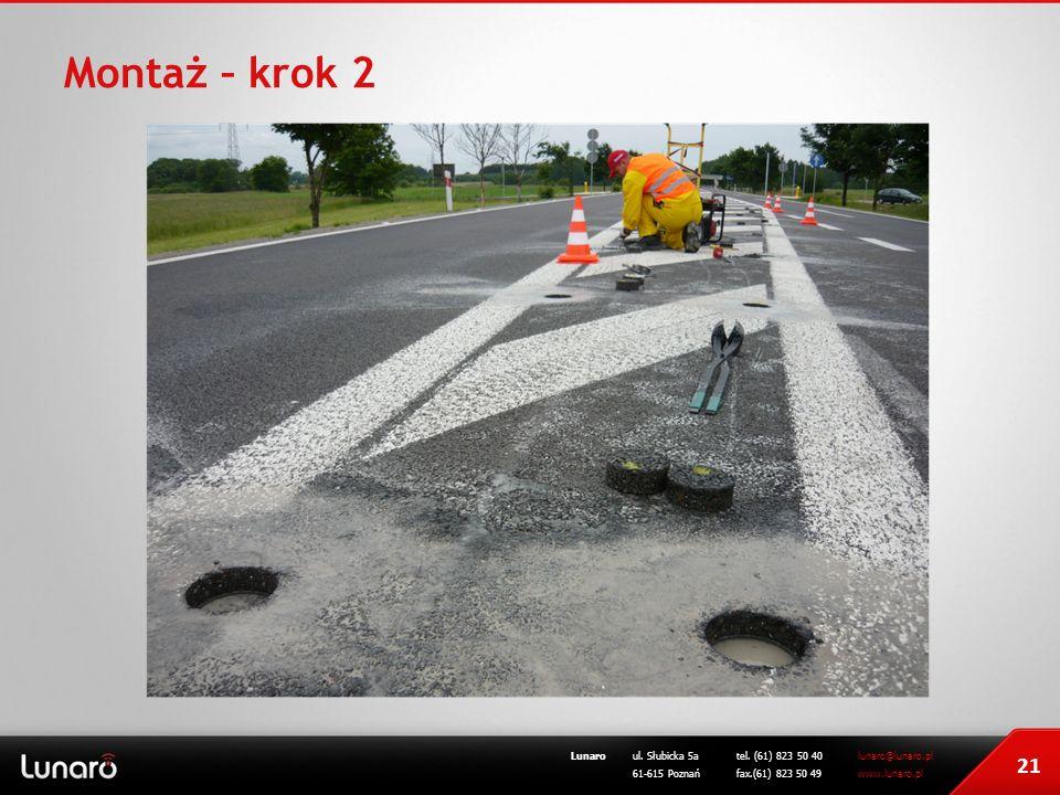 tel. (61) 823 50 40 fax.(61) 823 50 49 lunaro@lunaro.pl www.lunaro.pl ul.