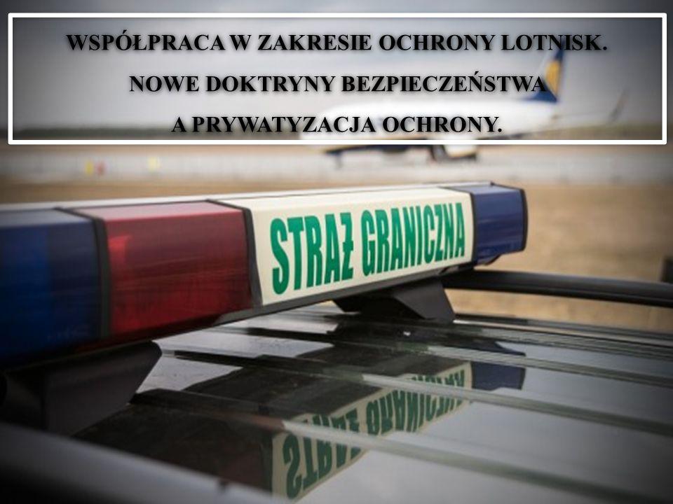 Komenda Główna Straży Granicznej Ustawa z dnia 30 czerwca 2011 r.