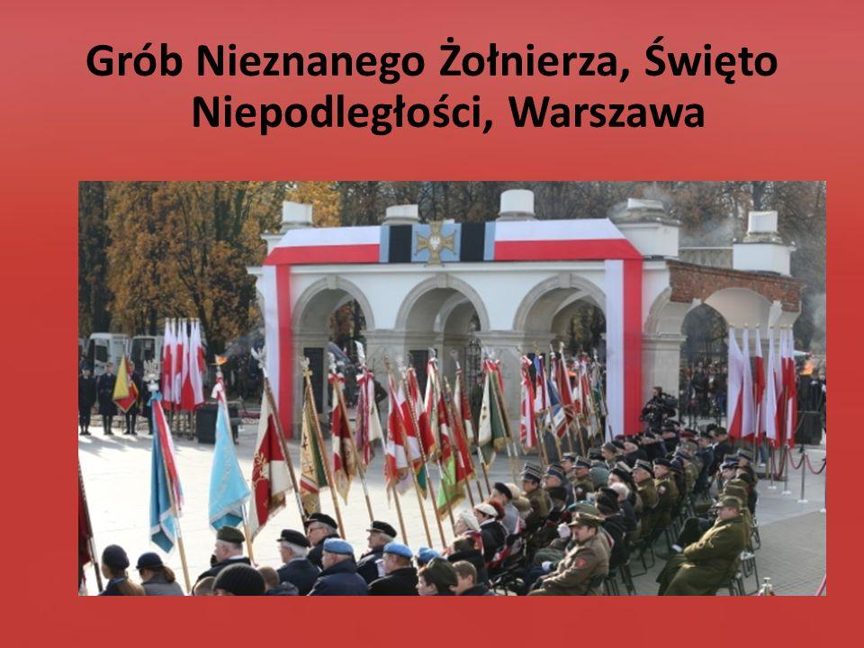 Grób Nieznanego Żołnierza, Święto Niepodległości, Warszawa