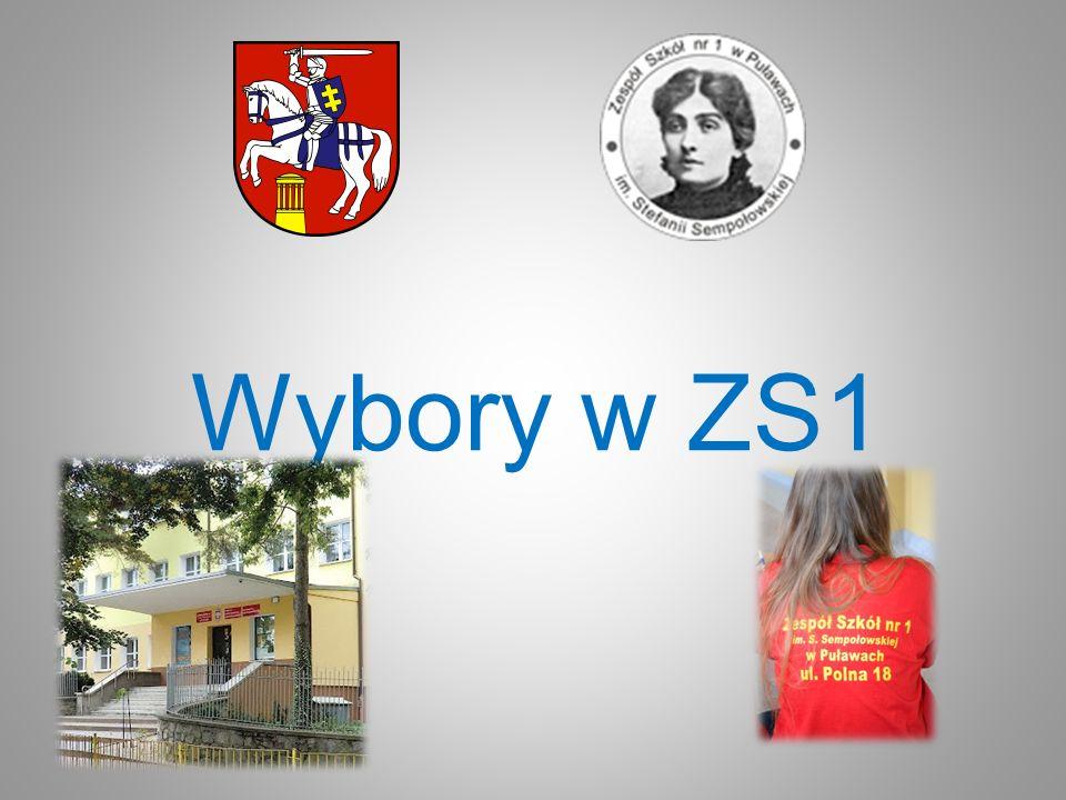 Wybory w ZS1