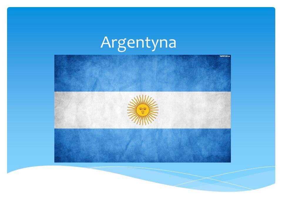  W Argentynie mówią po hiszpańsku. Stolicą Argentyny jest Buenos Aires.