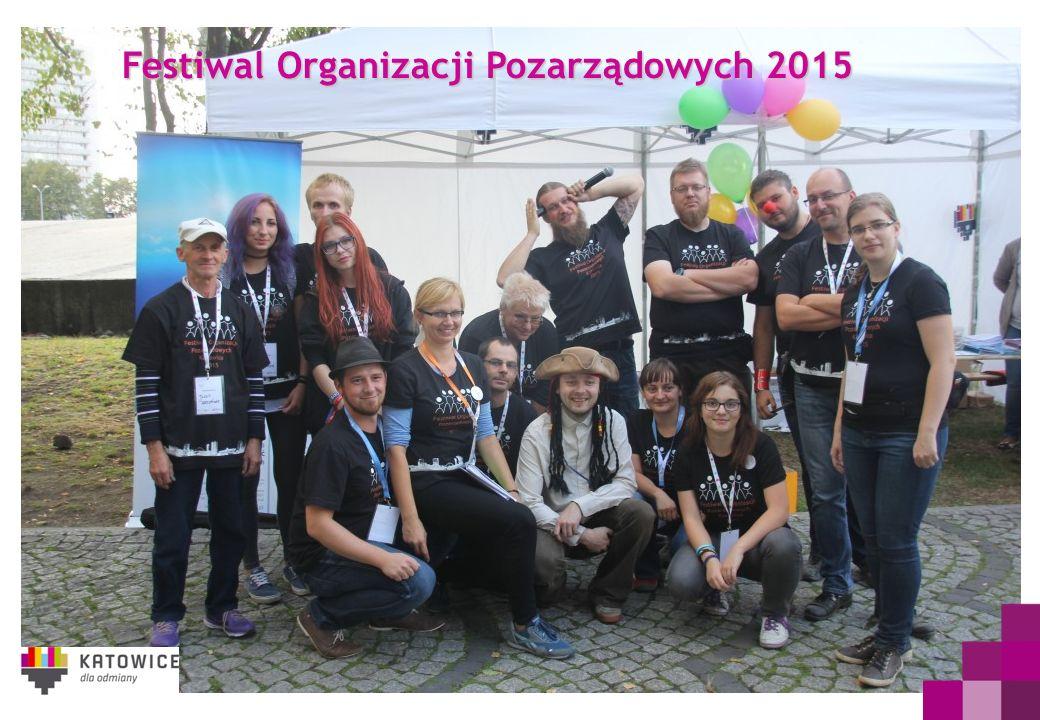 Festiwal Organizacji Pozarządowych 2015