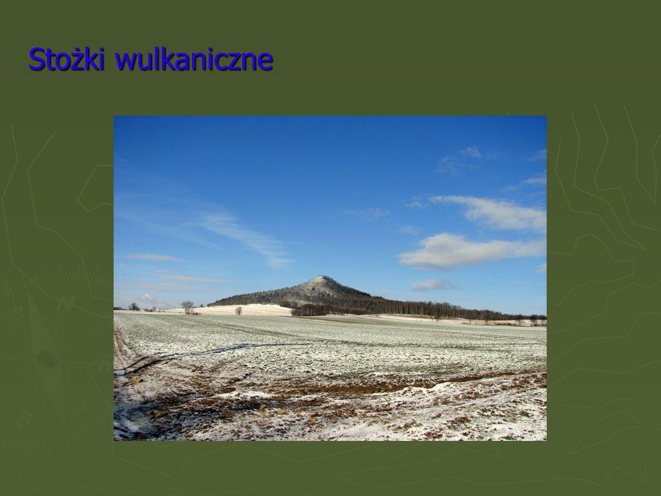 Stożki wulkaniczne