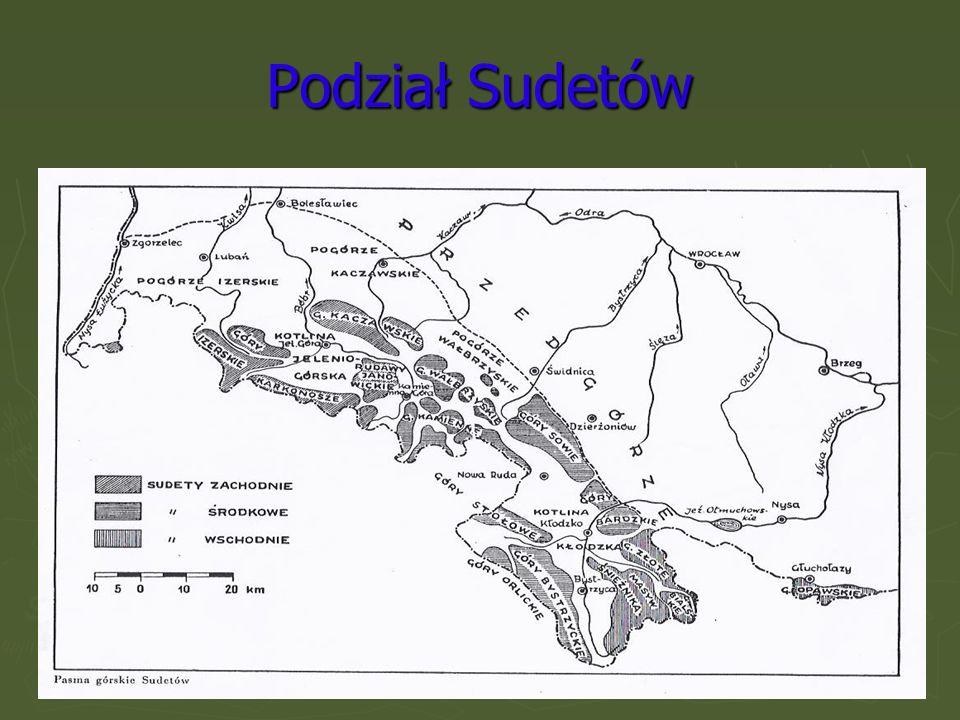 Sudety Wschodnie Góry Opawskie (Biskupia Kopa – 889 m npm) Góry Opawskie (Biskupia Kopa – 889 m npm) Góry Złote (Kowadło – 989 m npm) Góry Złote (Kowadło – 989 m npm) Góry Bialskie (Rudawiec – 1112 m npm) Góry Bialskie (Rudawiec – 1112 m npm) Masyw Śnieżnika ( Śnieżnik – 1425 m npm) Masyw Śnieżnika ( Śnieżnik – 1425 m npm) Góry Bystrzyckie (Jagodna – 977 m npm) Góry Bystrzyckie (Jagodna – 977 m npm) Góry Orlickie (Orlica – 1084 m npm) Góry Orlickie (Orlica – 1084 m npm)