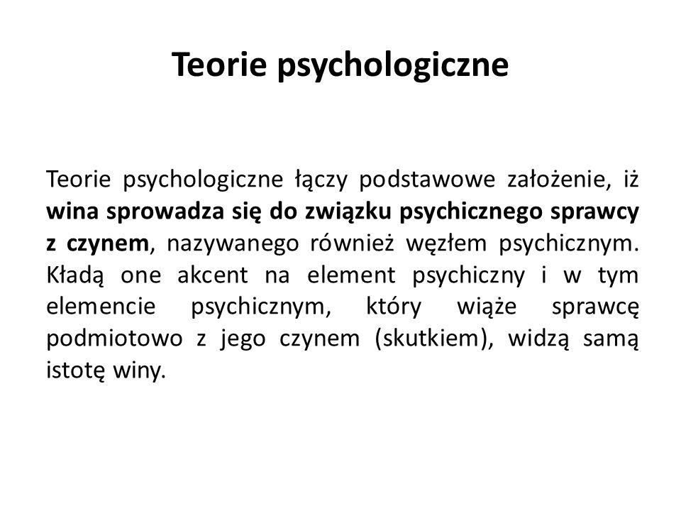 Niepoczytalność sprawcy wymaga ustalenia, że co najmniej jedna z przesłanek psychiatrycznych (leżących u podstaw tego stanu), wywołała u sprawcy co najmniej jedną przesłankę psychologiczną (przemijającą wadę psychiki).