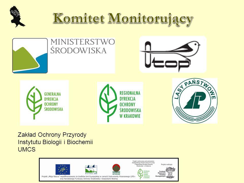 Zakład Ochrony Przyrody Instytutu Biologii i Biochemii UMCS