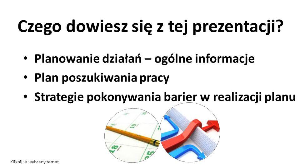 Czego dowiesz się z tej prezentacji.