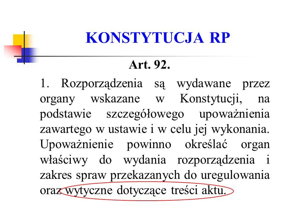 TYTUŁ ROZPORZĄDZENIA § 120: W tytule rozporządzenia w oddzielnych wierszach zamieszcza się: - oznaczenie rodzaju aktu; - nazwę organu wydającego rozporządzenie; - datę rozporządzenia; - określenie przedmiotu rozporządzenia.