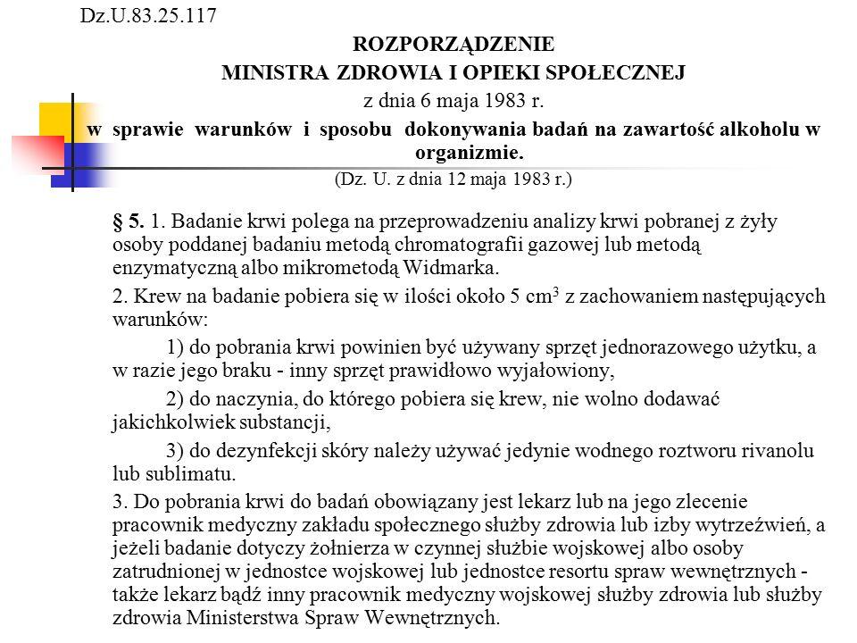 Przekroczenie granic upoważnienia ustawowego § 5.(...) 6.