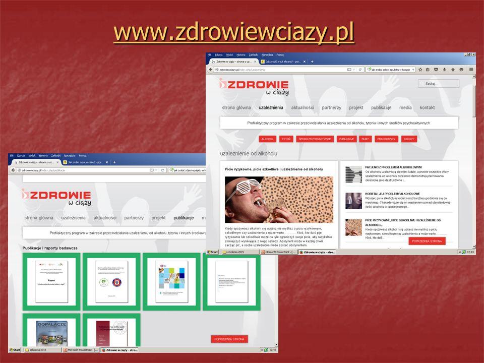 www.zdrowiewciazy.pl