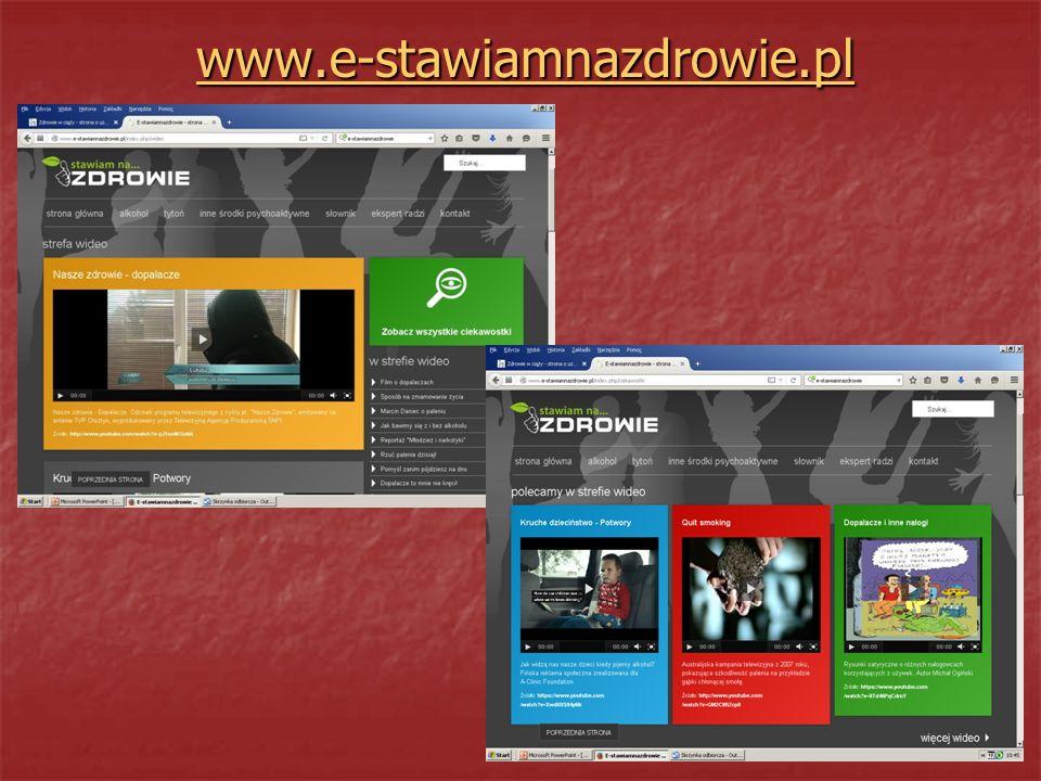 www.e-stawiamnazdrowie.pl