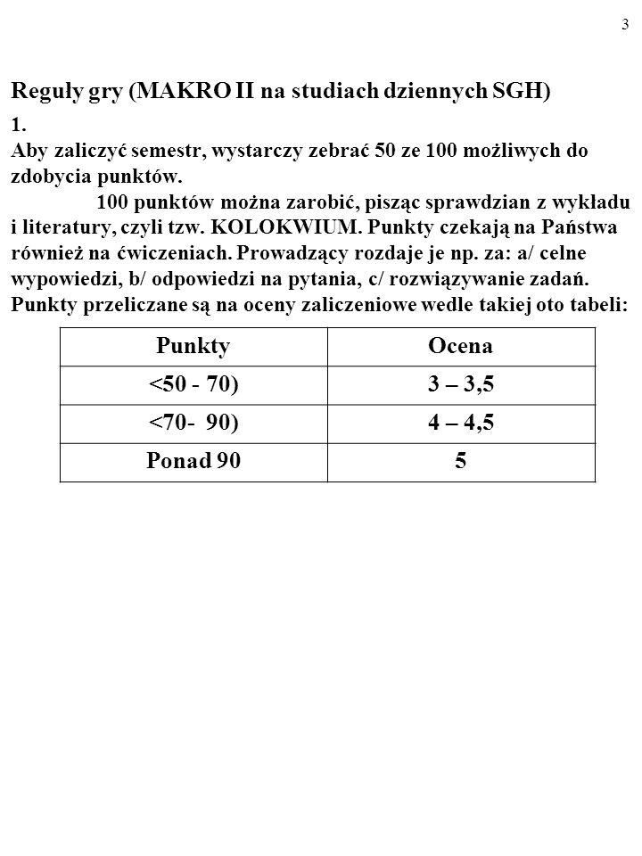 Warunkiem dopuszczenia do egzaminu jest zaliczenie ćwi- czeń.