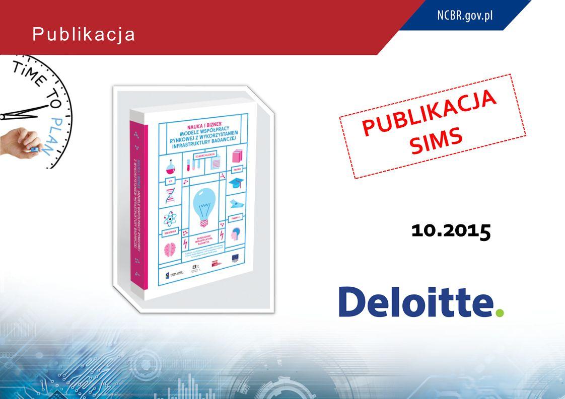 Publikacja PUBLIKACJA SIMS