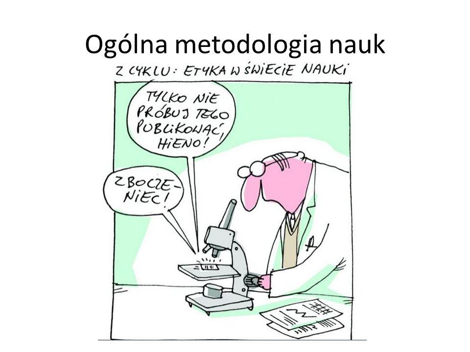 Ogólna metodologia nauk