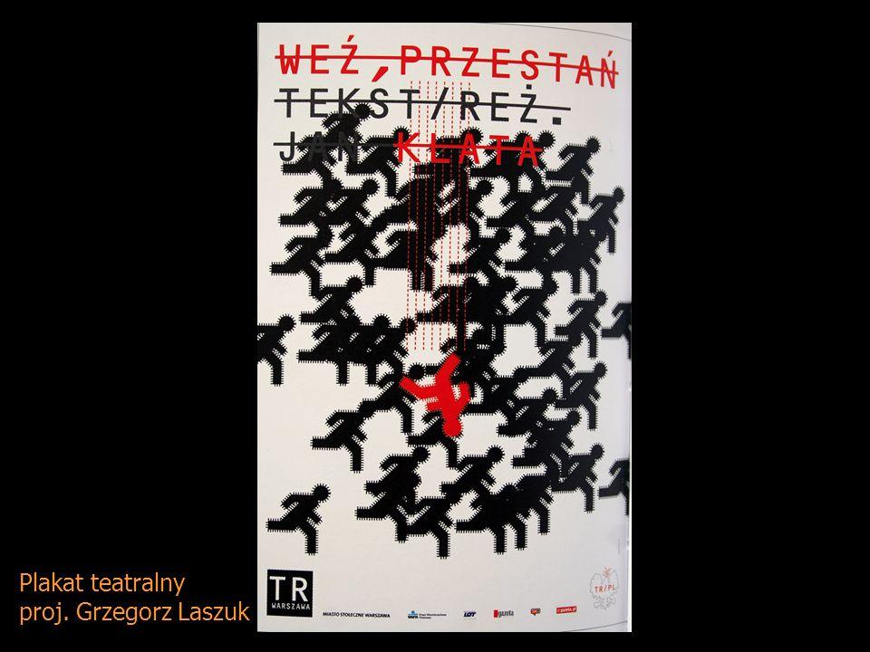 Plakaty wystawowe i filmowe, proj. Joanna Górska, Jerzy Skakun (Homework)