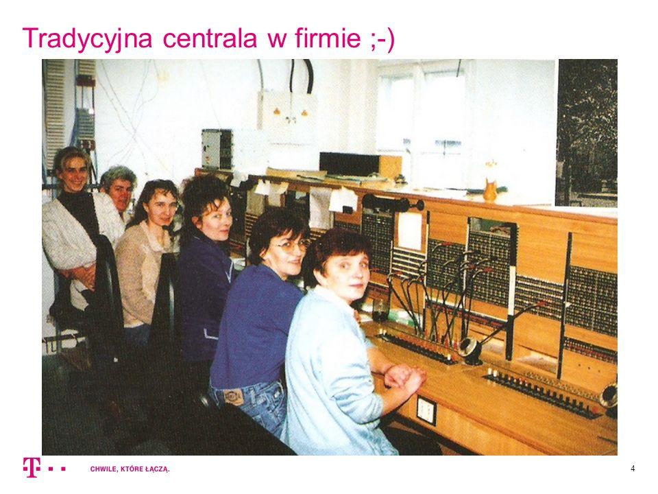 Tradycyjna centrala w firmie ;-) 4