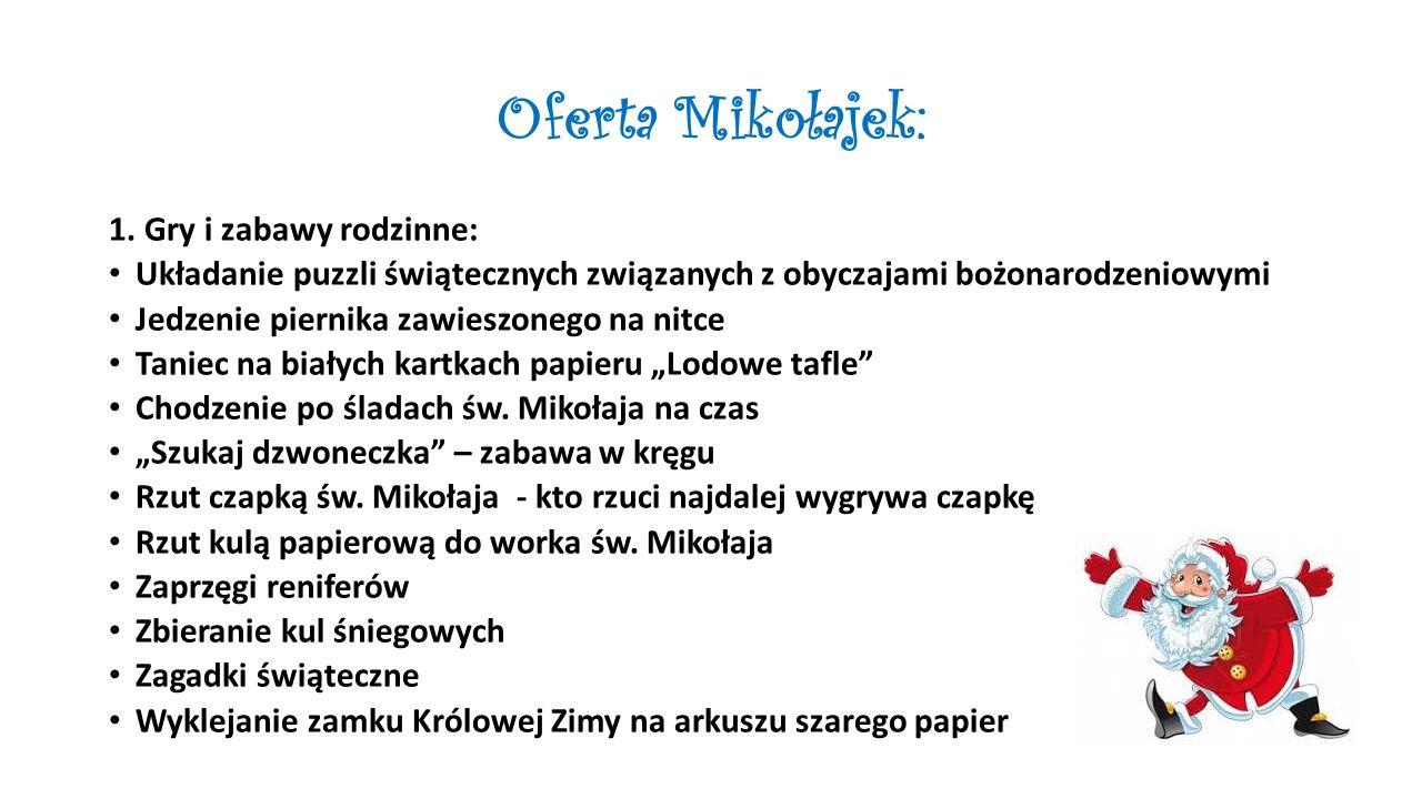 Oferta Mikołajek: 1.