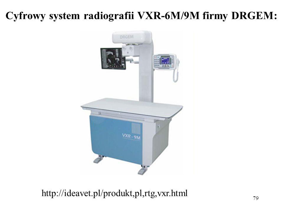 79 Cyfrowy system radiografii VXR-6M/9M firmy DRGEM: http://ideavet.pl/produkt,pl,rtg,vxr.html