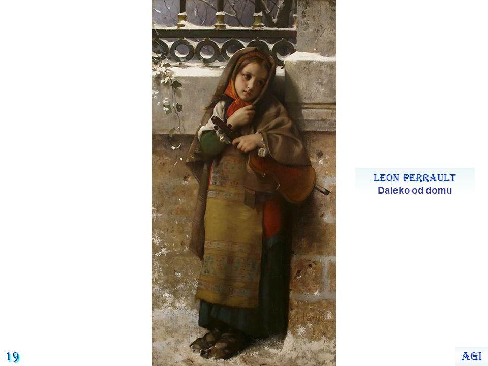 18 Pierre Freancois Bouchard Moment zamyślenia Agi