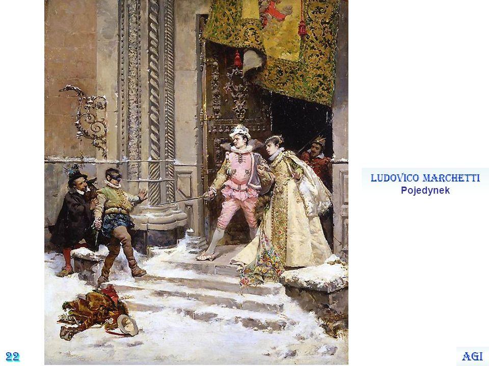21 Ludovico Marchetti Gra w kule Agi