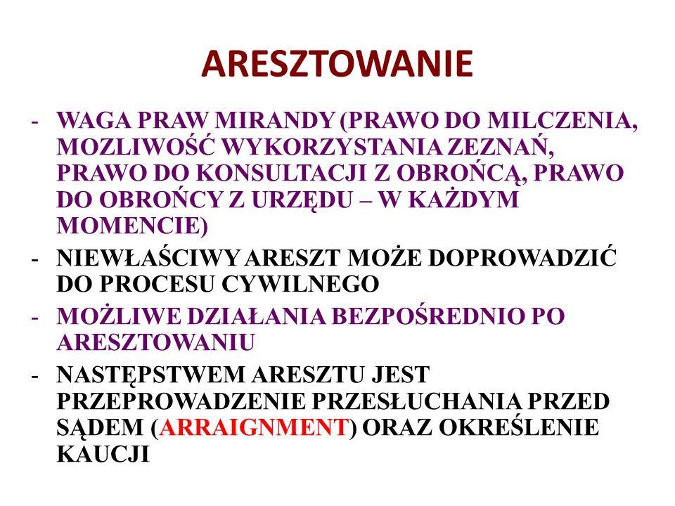 ORZECZNICTWO (PRZESZUKANIE, ARESZTOWANIE) -SPINELLI v.