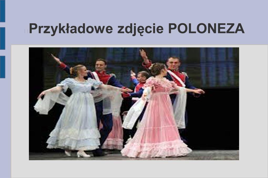 Przykładowe zdjęcie POLONEZA