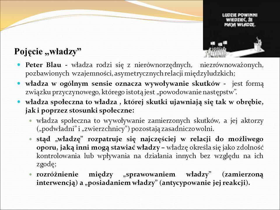 """Państwo i próby jego definicji socjologicznych państwo jako szczególnego rodzaju """"duża grupa celowa i """"organizacja społeczna (formalna, biurokratyczna): klasyczne (Max Weber) - państwo to organizacja racjonalna, funkcjonującą dzięki biurokracji, posiadająca monopol na stosowanie przymusu wobec ludności na danym terytorium; inaczej – to zorganizowana władza polityczna w społeczeństwie, a istotą państwowości jest """"egzekwowanie władzy siłą i możliwość legalnego stosowania przymusu."""