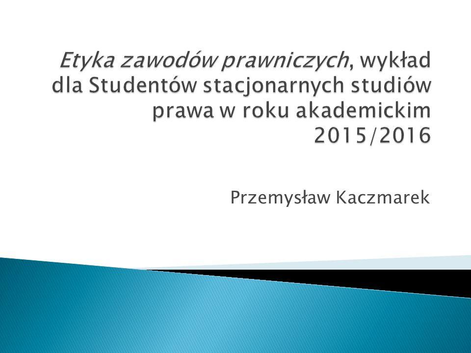 Przemysław Kaczmarek