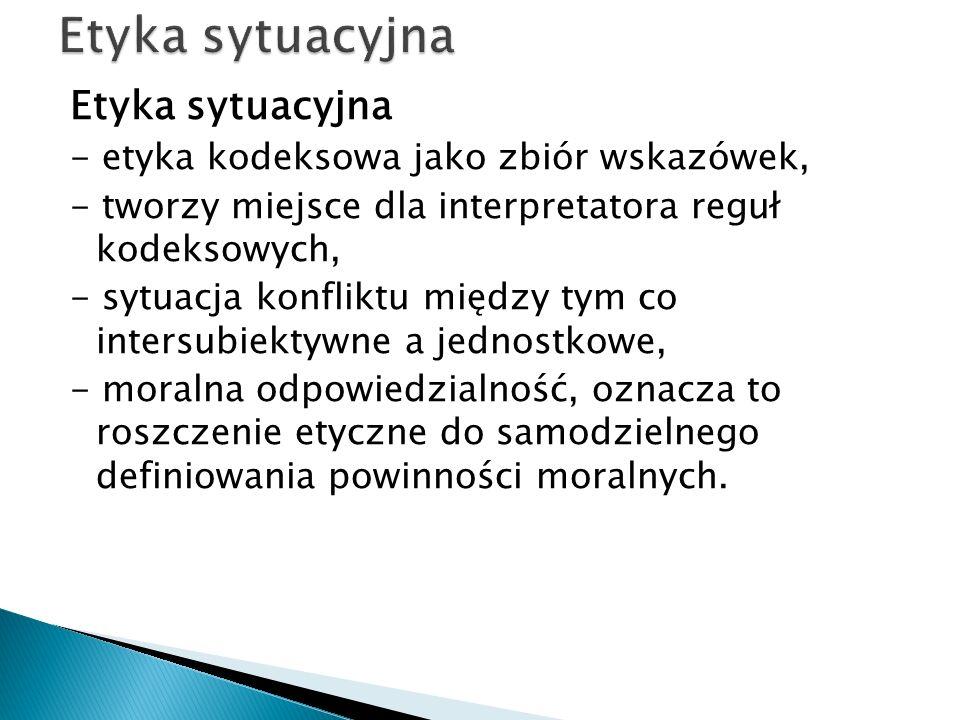 Koncepcji roli społecznej Floriana Znanieckiego przedstawia się następująco:  1) jaźń społeczna osoby wykonującej rolę;  2) krąg społeczny, grupy odniesienia;  3) prawa osoby wykonującej rolę, tj.