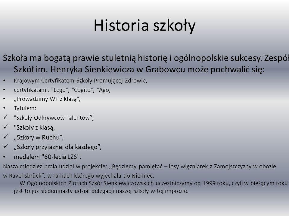 Życie i twórczość Henryka Sienkiewicza – Patrona naszej szkoły