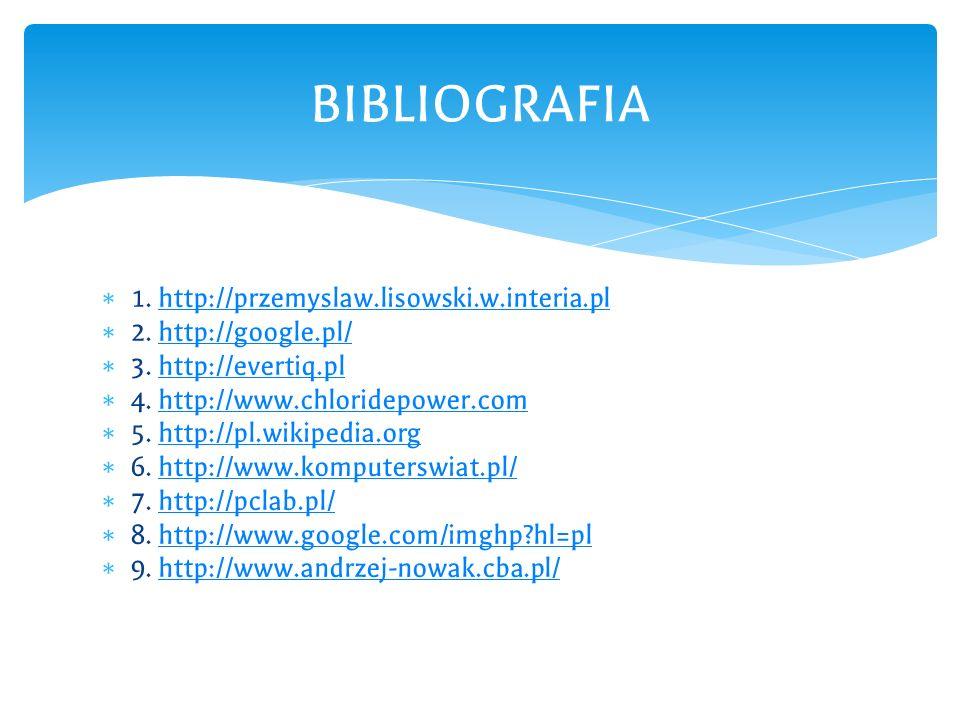 ∗ 1. http://przemyslaw.lisowski.w.interia.plhttp://przemyslaw.lisowski.w.interia.pl ∗ 2.